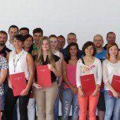 78 Übungsleiter haben ihre Ausbildung abgeschlossen