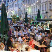 Weinfest in Feldkirch