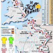 Die Tour de France ist ein Fall für zwei
