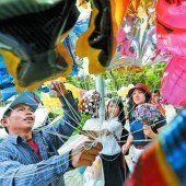 Luftballons für junge Erwachsene