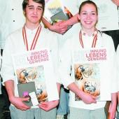 Silbermedaille für Vorarlberger Lehrlinge