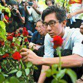 Gedenken an Protestniederschlagung in Burma