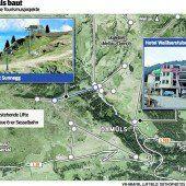 Damüls: Millionen für Hotels und Skigebiet