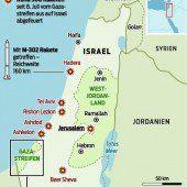 Israel tötete bereits mehr als 40 Menschen