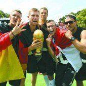 Berlin feiert Weltmeister