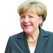 Merkel wird 60