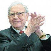 Warren Buffet spendet 2,8 Milliarden Dollar