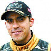 Lotus hält Maldonado