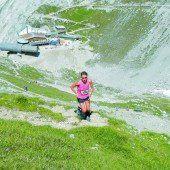 Nächster erfolgreicher Gipfelsturm von Sabine Reiner