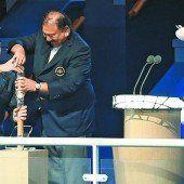Commonwealth Games begannen mit Panne