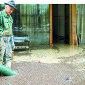 Millionenschäden durch Sintflut in Altstätten