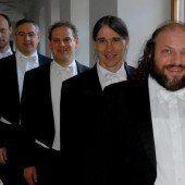 Singendes Blechorchester