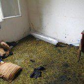 Couch vermutlich in Brand gesteckt: Emser (31) verhaftet