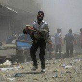 Ein Vorarlberger auf Syrien-Mission