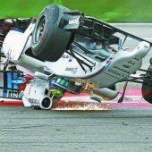 Nico Rosberg findet das große Glück