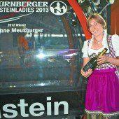 Meusburger ist da, um zu gewinnen