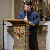 Wiener Franziskaner wird Pfarrer in Frastanz