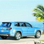 VW mit SUV für den US-Markt