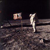 Vor 45 Jahren betrat der erste Mensch den Mond