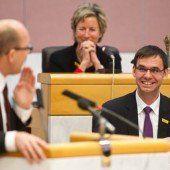 Letzter Landtag vor der Wahl