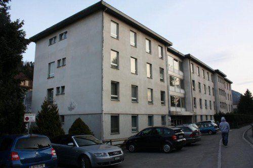 Im Schulbrüderheim Feldkirch werden 70 Flüchtlinge untergebracht.