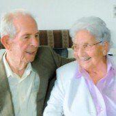65 erfüllte Ehejahre