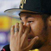 Neymar kann Zuñiga nur schwer verzeihen