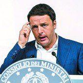 Renzi stößt auf Widerstände