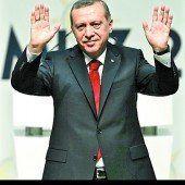 Erdogan will das Präsidentenamt