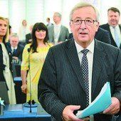 EU-Kommission: Juncker gewählt