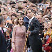 König Felipe krempelt Spaniens Monarchie um