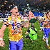 Vikings holen sich Meistertitel Nummer 13