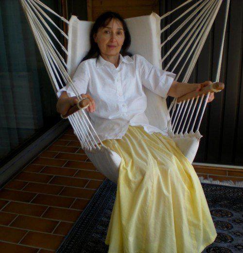 Mit Ruhe und Geduld zum Ziel. Nach 40 Jahren weiß Margit Karrow genau, wie sie ihren Schülern begegnen muss. Foto: Privat