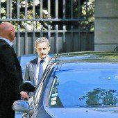 Ermittlungsverfahren gegen Sarkozy