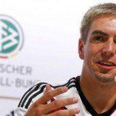 Kapitän Lahm tritt aus DFB-Team zurück