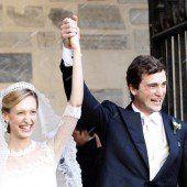 Erneut Hochzeit im belgischen Königshaus