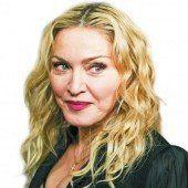 Madonna hilft Heimatstadt