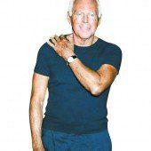 Der Großmeister der Mailänder Mode wird 80