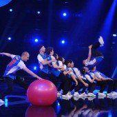 Im Halbfinale von Got to Dance