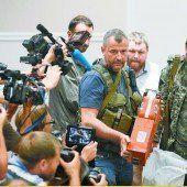 Kiew macht erneut mobil