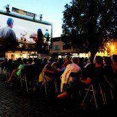 Mondscheinflimmern: Filme unter Sternen