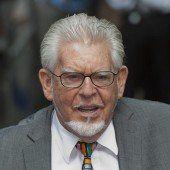 Rolf Harris muss ins Gefängnis