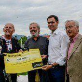 150.000 Euro für ein Projekt in Rumänien