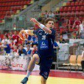 30:34-Niederlage gegen Halbfinalist Schweden