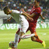 Deutschland gegen Portugal