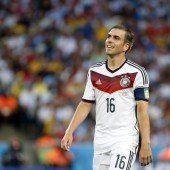 Titel durch Zahlen belegt – Deutschland top