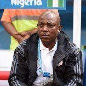 Nigeria bietet Keshi neuen Vertrag an