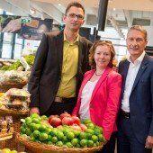 Merkur Markt in Rankweil eröffnet