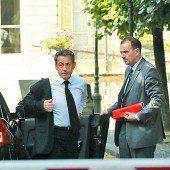 Sarkozy festgenommen