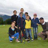 Das VN-Golfcamp für Kinder und Jugendliche